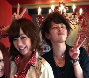 中上真亜子のお兄さんと弟とお母さん